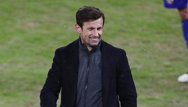 Главный тренер «Зенита» Семак высказался очемпионской гонке вРПЛ