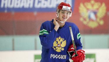 Якубов: «Воронков уже похудел на7 килограмм, врядли онсыграет начемпионате мира»