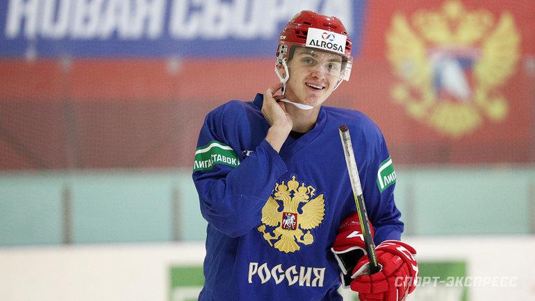 Дмитрий Воронков. Фото Дарья Исаева, «СЭ» / Canon EOS-1D X Mark II