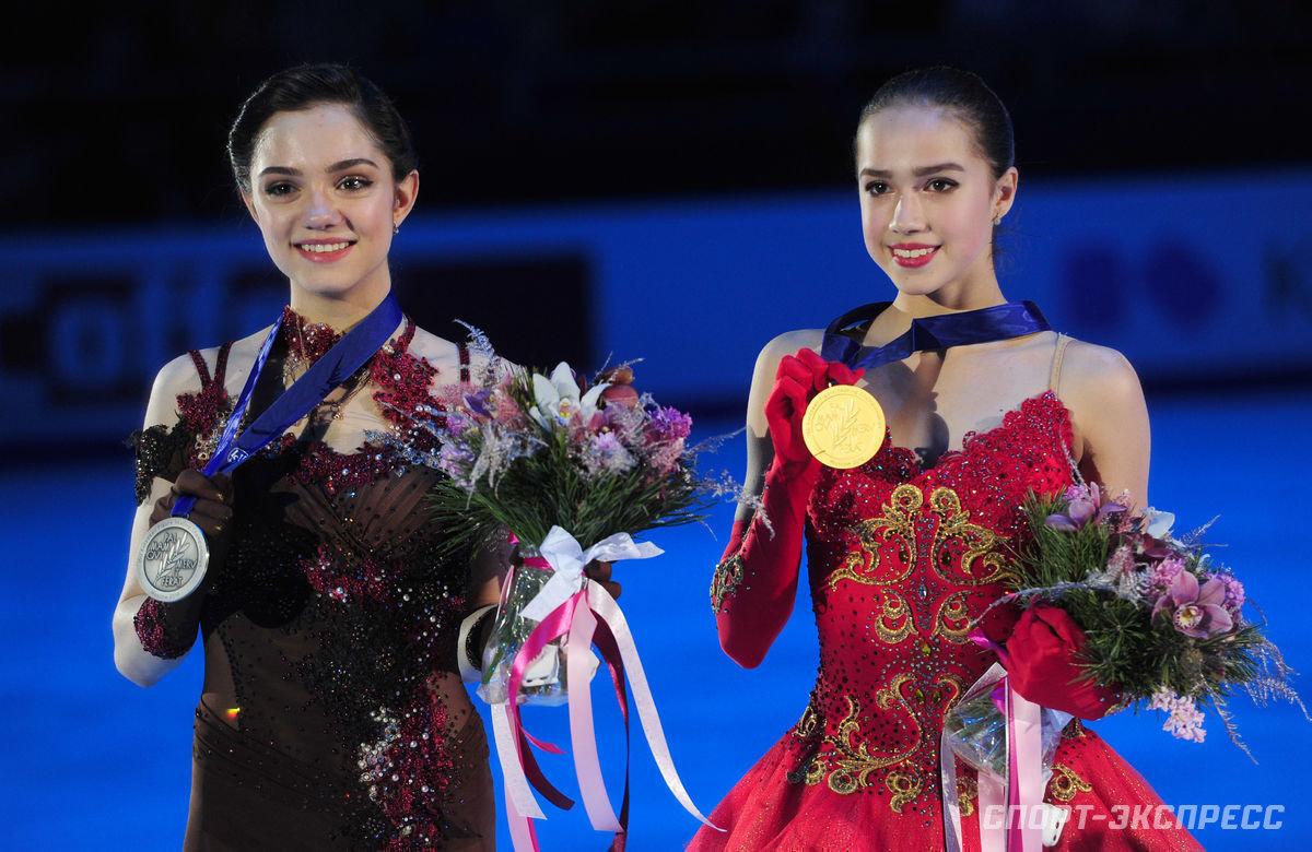 Загитова иМедведева— вне сборной? Как происходит формирование списков наолимпийский сезон