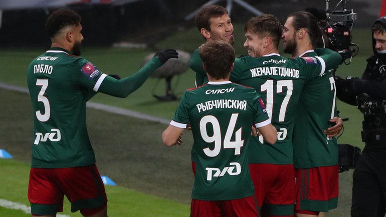 «Локомотив»: десятый финал, десять побед подряд