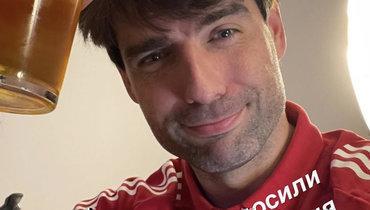 Чорлука опубликовал фото спивом после победы над ЦСКА