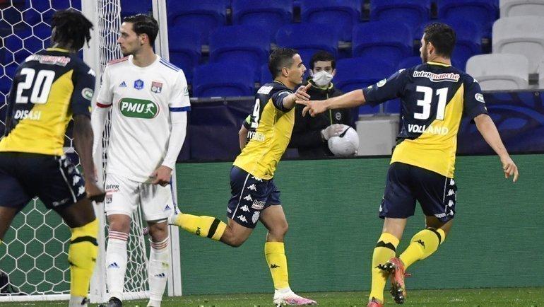 Головин и «Монако»— вполуфинале Кубка Франции. Золотой дубль реален