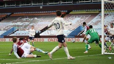 «Манчестер Сити» одержал волевую победу над «Астон Виллой»