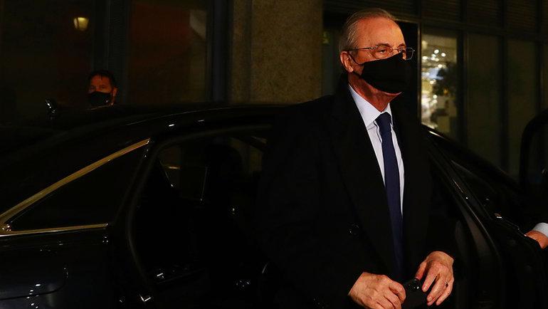 Флорентино Перес. Фото Reuters