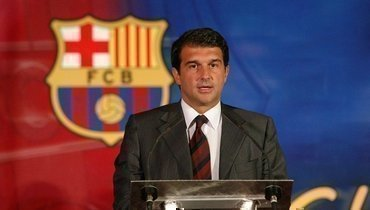 Президент «Барселоны» впервые высказался оситуации вокруг создания Суперлиги