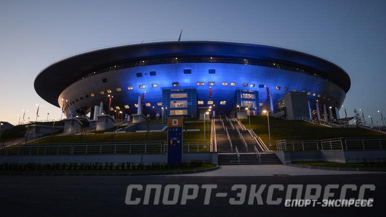 «Газпром-Арена». Фото «СЭ»