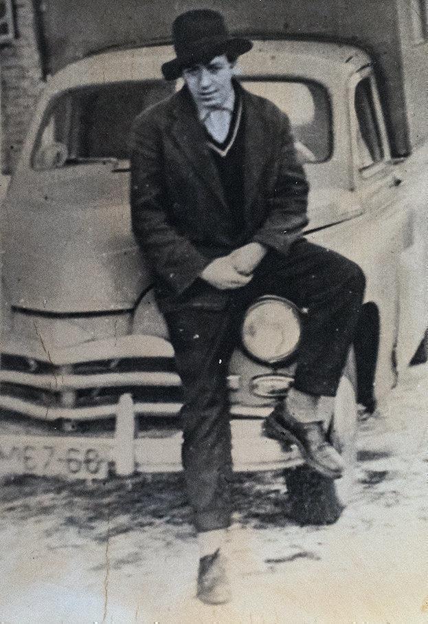 ЯнСадеков. Фото изличного архива