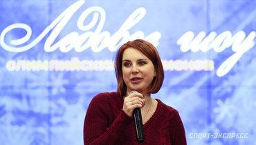 Слуцкая рассказала отом, как ейсильно нехватает семьи вовремя разъездов