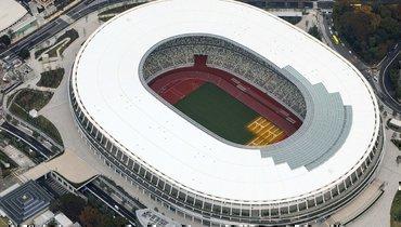 Национальный олимпийский стадион. Фото AFP