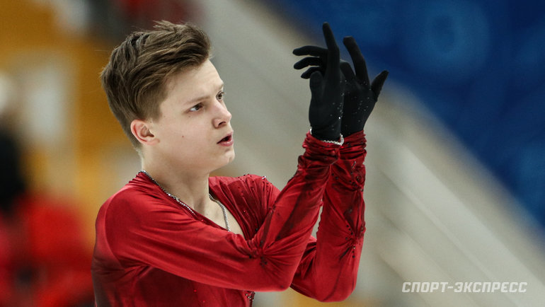Евгений Семененко. Фото Дарья Исаева, «СЭ» / Canon EOS-1D X Mark II