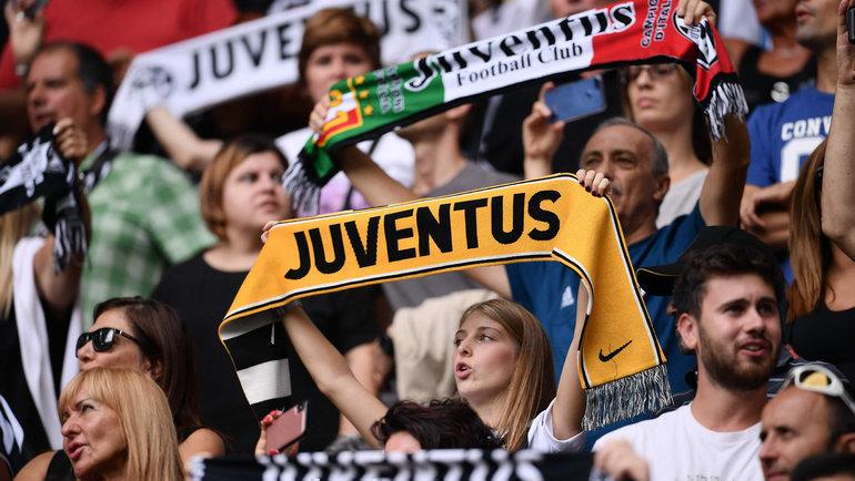 ВУЕФА рассматривают бан «Ювентуса» и «Реала» веврокубках наодин сезон. Фото AFP