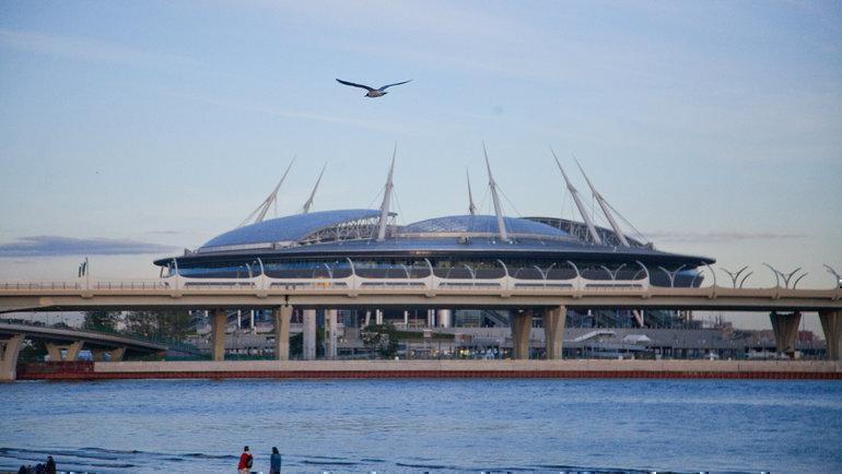 «Газпром Арена». Фото Анна Мейер, ФК «Зенит»