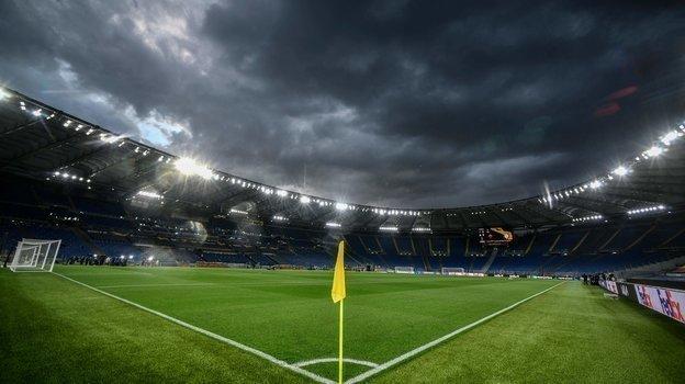 «Олимпико». Фото AFP