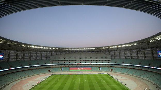 Олимпийский стадион. Фото Reuters