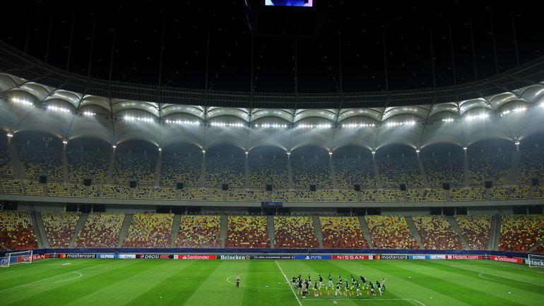Национальный стадион. Фото Reuters