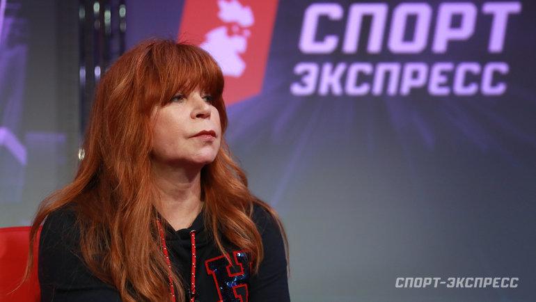 Наталья Бестемьянова. Фото Александр Федоров, «СЭ» / Canon EOS-1D X Mark II