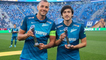 Хвича Кварацхелия назвал лучших футболистов РПЛ