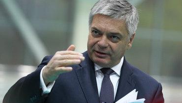 Шишкарев снял свою кандидатуру свыборов висполком Европейской федерации гандбола