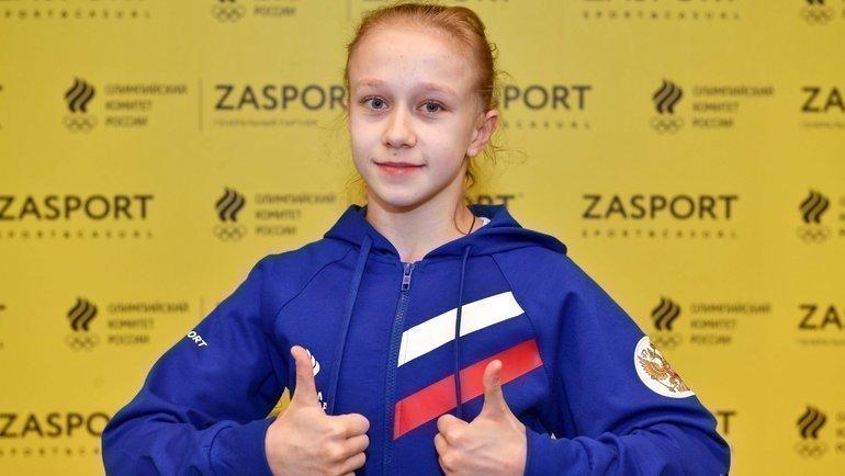 Виктория Листунова. Фото Twitter