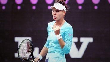 Кудерметова стала последней полуфиналисткой турнира вСтамбуле