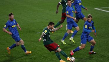 «Тамбов»— «Локомотив»: где смотреть онлайн трансляцию матча