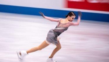 Американцы признали Щербакову иЧена лучшими спортсменами марта