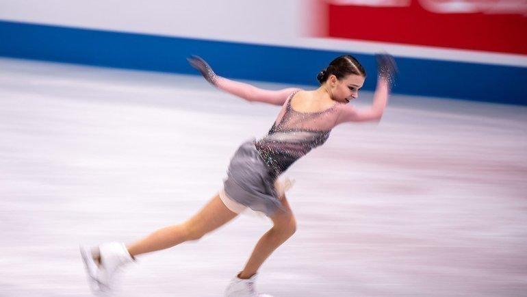 Анна Щербакова. Фото Reuters