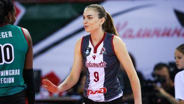«Калечить себя янеготова». Российская волейболистка объяснила, почему отказалась отпоездки наОлимпиаду