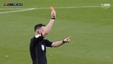«Вест Хэм»— «Челси»: зачто удален Бальбуэна? Болельщикам ненравятся такие правила