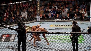 Усман вовтором раунде нокаутировал Масвидаля изащитил титул чемпиона UFC: видео