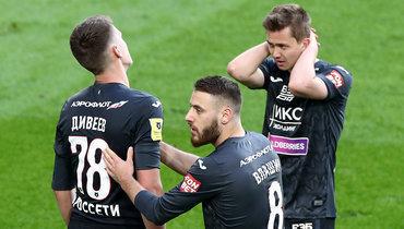 Динияр Билялетдинов считает, что ЦСКА неспособен бороться завысокие места