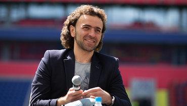 Бабаев обудалении Ахметова вдерби: «Надо было еще кого-нибудь удалить, тогда игра былабы еще интереснее»