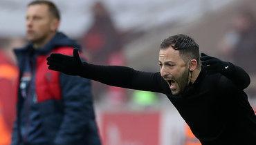 Тедеско высказался поповоду большого количества дисквалификаций игроков «Спартака»