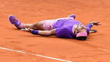 Надаль обошел Медведева в рейтинге ATP, Карацев поднялся на одну строчку
