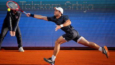 Карацев назвал причину поражения в финале турнира ATP в Белграде