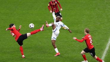 Агент Игбуна отреагировал наинформацию овозможном уходе игрока из «Динамо»