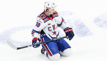 Нападающий Владимир Ткачев недоволен своим игровым временем вСКА иможет попробовать свои силы вНХЛ.