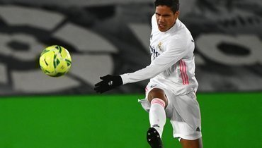 Варан, которым интересуется «Манчестер Юнайтед», намерен покинуть «Реал» летом
