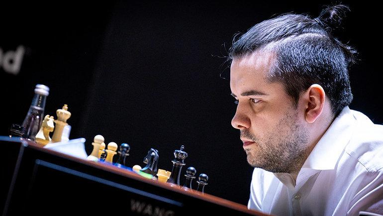 Ян Непомнящий. Фото FIDE