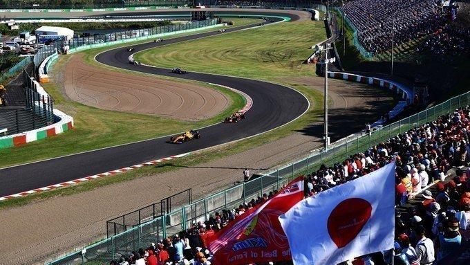 Гонки «Формулы-1». Фото Instagram