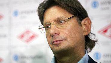 Федун рассказал озастройке территории около стадиона «Спартака»