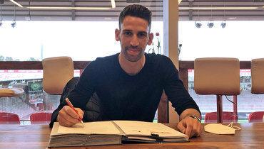 Младший брат Сами Хедиры подписал контракт с «Унионом»