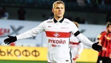 Газизов рассказал, сколько «Спартак» мог заработать напродаже Кокорина в «Рому»