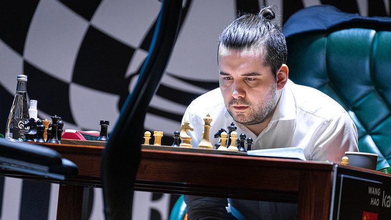 ЯнНепомнящий. Фото FIDE