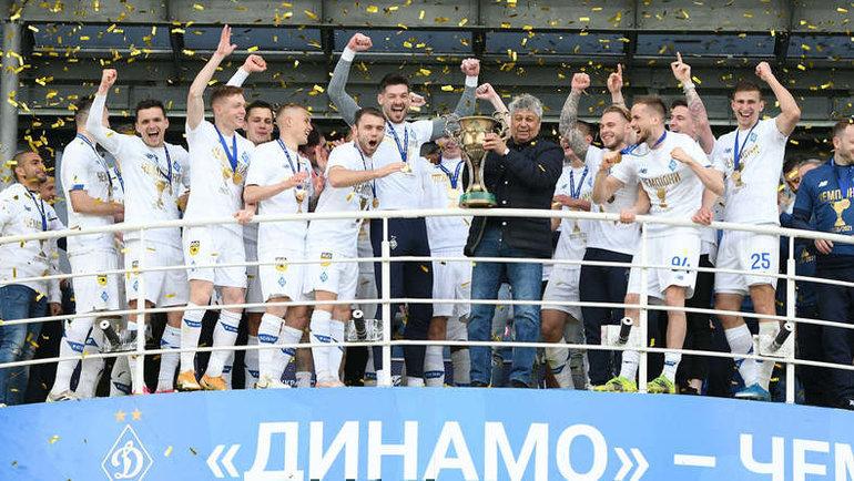 «Луческу— как Энтони Хопкинс». Почему киевское «Динамо» «вынесло» «Шахтер» истало чемпионом