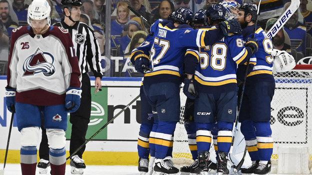 «Сент-Луис»— «Колорадо»— 4:1, обзор матча НХЛ, видео голов Владимир Тарасенко, 27апреля 2021 года