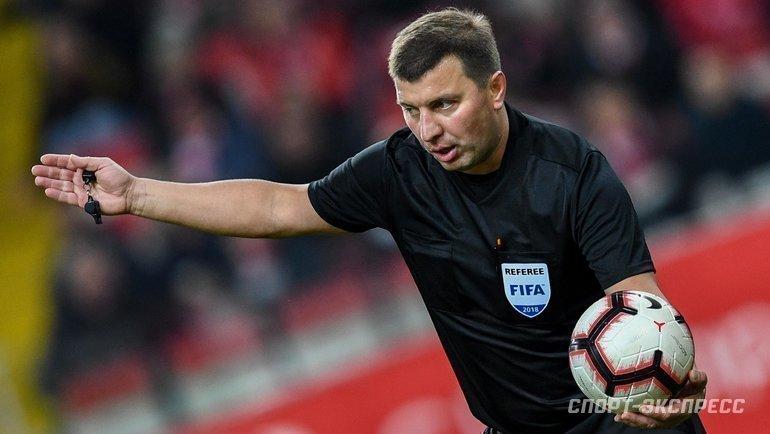 Михаил Вилков. Фото «СЭ»