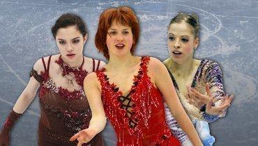 Медведева, Слуцкая, Костнер. Кто еще извеликих фигуристов невыигрывал Олимпиаду?