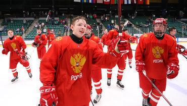 ВГосдуме отреагировали напобеду юниорской сборной России похоккею над США